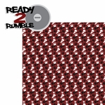 Take Down!: Ready 2 Rumble 2 Piece Laser Die Cut Kit