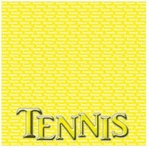 Tennis 12 x 12 Double-Sided Paper