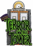 Terror Tower Laser Die Cut