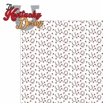 The Derby: The Kentucky Derby 2 Piece Laser Die Cut Kit