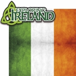 <font color=#f58e8f>SYT♥</font><font color=#006666>The Emerald Isle: Exploring Ireland 2 Piece Laser Die Cut</font>