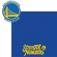 The Finals: Warriors 2 Piece Laser Die Cut Kit
