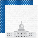 The Fourth DC: The Capitol 12 x 12 Double-Sided Paper