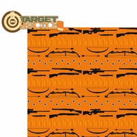 The Hunter: Target Practice 2 Piece Laser Die Cut Kit