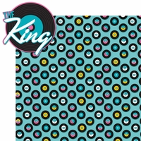The King: The King 2 Piece Laser Die Cut Kit