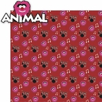 The Muppets: Animal 2 Piece Laser Die Cut Kit