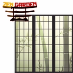 The Orient: Zen Garden 2 Piece Laser Die Cut Kit