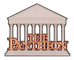 The Pantheon Laser Die Cut