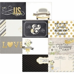 The Story of Us 4 x 6 Horizontal Journaling Cards
