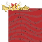 The Studios: Rock 'N' Coaster 2 Piece Laser Die Cut Kit