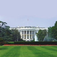 The White House 12 x 12 Paper