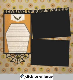 The Witching Hour: Scaring Up Some Memories Panorama