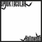 The Witching Hour: Spooktacular Halloween Overlay Laser Die Cut