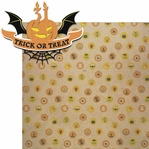 The Witching Hour: Trick or Treat 2 Piece Laser Die Cut Kit