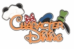 Theme Park: Character Dining With Chef Mouse Laser Die Cut