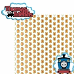 Thomas Train: Thomas and Friends 2 Piece Laser Die Cut Kit