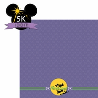 Tink Run: 5K 2 Piece Laser Die Cut Kit