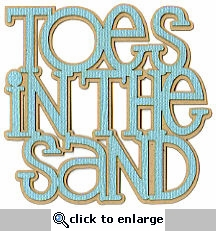 Toes In The Sand Title Cut