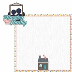Together: Hanging with 2 Piece Laser Die Cut Kit