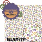 Tomorrow Land: Generations of Progress Laser Die Cut Kit