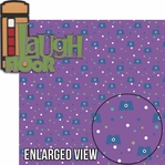 Tomorrow Land: Laugh Floor Laser Die Cut Kit