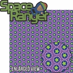Tomorrow Land: Space Ranger Laser Die Cut Kit