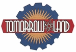 Tomorrow Land: Tomorrow Land Sign Laser Die Cut