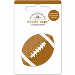 Touchdown: Football Doodle-Pops 3D Stickers