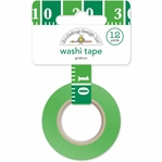 Touchdown: Gridiron Washi Tape 15mm x 12yds