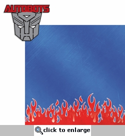 Transformers: Autobots 2 Piece Laser Die Cut Kit