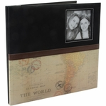 Travel 12 x 12 Scrapbook Album