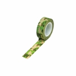Trendy Tape Camoflauge/Green 15mm x 10 yds