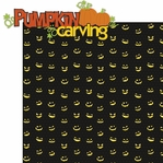 Tricks or Treats: Pumpkin Carving  2 Piece Laser Die Cut Kit