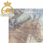 Triple Crown Winner 2 Piece Laser Die Cut Kit