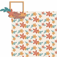 Tropical Breeze: Fun Times Laser Die Cut Kit