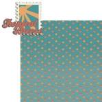 Tropical Breeze: Tropical Breeze Laser Die Cut Kit