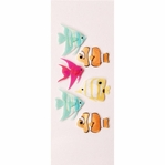 Tropical Fish MINI Stickers