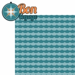 Tropical Journey: Bon Voyage 2 Piece Laser Die Cut Kit