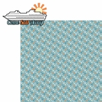 Tropical Journey: Come Sail Away 2 Piece Laser Die Cut Kit