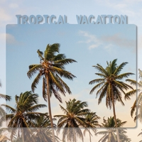 Tropical Vacation 3D 2 Piece Laser Die Cut Kit