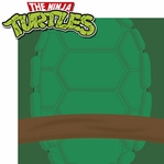 Turtle Power: Heroes In A Half Shell 2 Piece Laser Die Cut Kit
