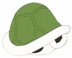 Turtle Shell Laser Die Cut