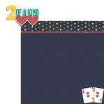 Twins: 2 of a kind 2 Piece Laser Die Cut Kit