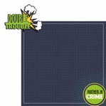 Twins: Double Trouble 2 Piece Laser Die Cut Kit