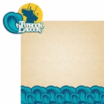 Typhoon: Typhoon Lagoon 2 Piece Laser Die Cut Kit