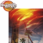 Universal: Hollywood Rocket 2 Piece Laser Die Cut Kit