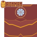 Universal: Ironman 2 Piece Laser Die Cut Kit