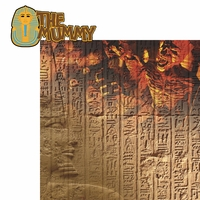 Universal: Mummy 2 Piece Laser Die Cut Kit