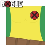 Universal: Rogue 2 Piece Laser Die Cut Kit