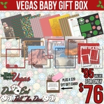 Vegas Baby Gift Box (20 Pieces)